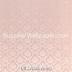 DE CASA, A10-3