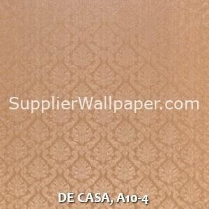 DE CASA, A10-4