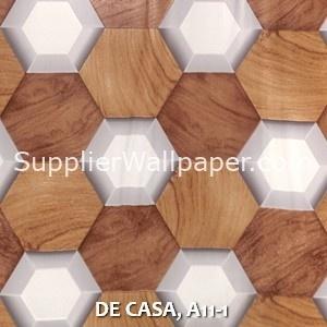 DE CASA, A11-1