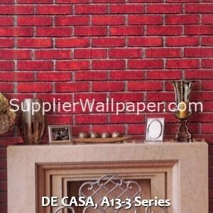DE CASA, A13-3 Series