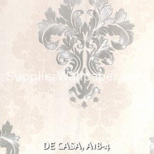 DE CASA, A18-4