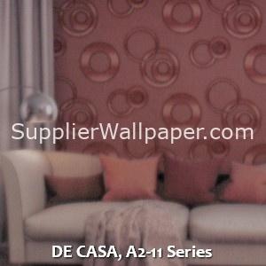 DE CASA, A2-11 Series