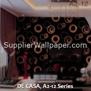 DE CASA, A2-12 Series