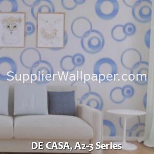 DE CASA, A2-3 Series