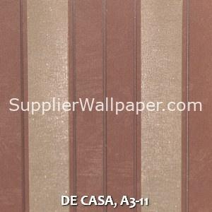 DE CASA, A3-11