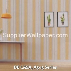 DE CASA, A3-13 Series