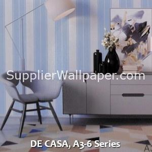 DE CASA, A3-6 Series