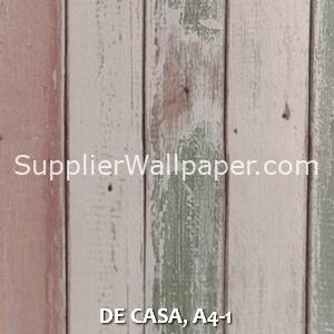 DE CASA, A4-1