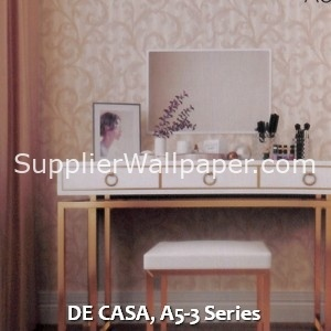 DE CASA, A5-3 Series