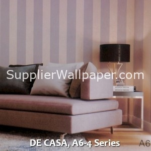 DE CASA, A6-4 Series