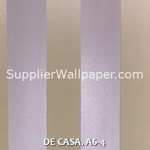 DE CASA, A6-4