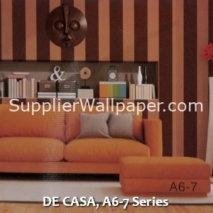 DE CASA, A6-7 Series