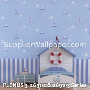 PLENUS 3, 2691-2 & 2690-3 Series