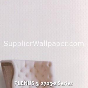 PLENUS 3, 2705-2 Series