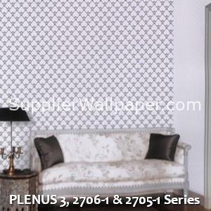 PLENUS 3, 2706-1 & 2705-1 Series