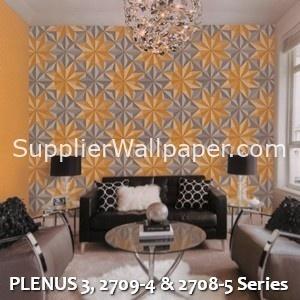 PLENUS 3, 2709-4 & 2708-5 Series