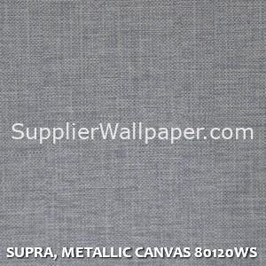 SUPRA, METALLIC CANVAS 80120WS