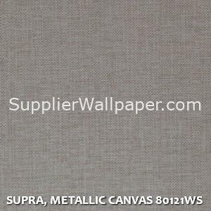 SUPRA, METALLIC CANVAS 80121WS