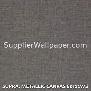 SUPRA, METALLIC CANVAS 80122WS