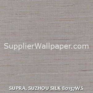 SUPRA, SUZHOU SILK 80137WS