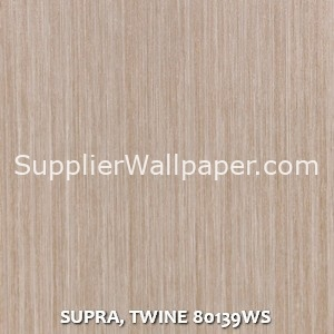 SUPRA, TWINE 80139WS