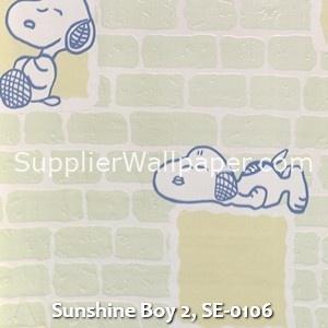 Sunshine Boy 2, SE-0106