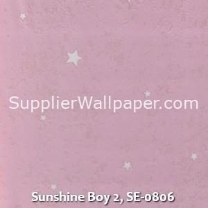 Sunshine Boy 2, SE-0806