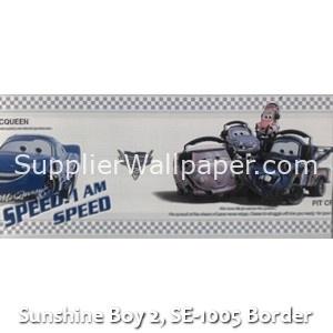 Sunshine Boy 2, SE-1005 Border