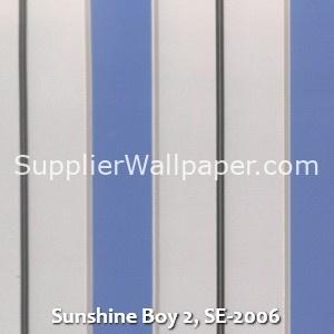 Sunshine Boy 2, SE-2006