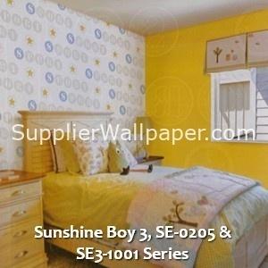 Sunshine Boy 3, SE-0205 & SE3-1001 Series