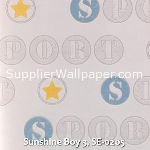 Sunshine Boy 3, SE-0205