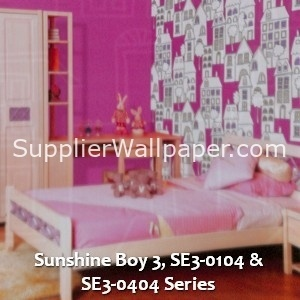 Sunshine Boy 3, SE3-0104 & SE3-0404 Series