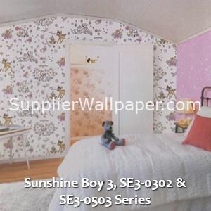Sunshine Boy 3, SE3-0302 & SE3-0503 Series