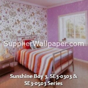 Sunshine Boy 3, SE3-0303 & SE3-0503 Series