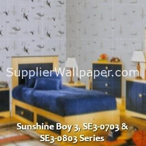 Sunshine Boy 3, SE3-0703 & SE3-0803 Series