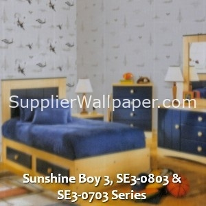 Sunshine Boy 3, SE3-0803 & SE3-0703 Series