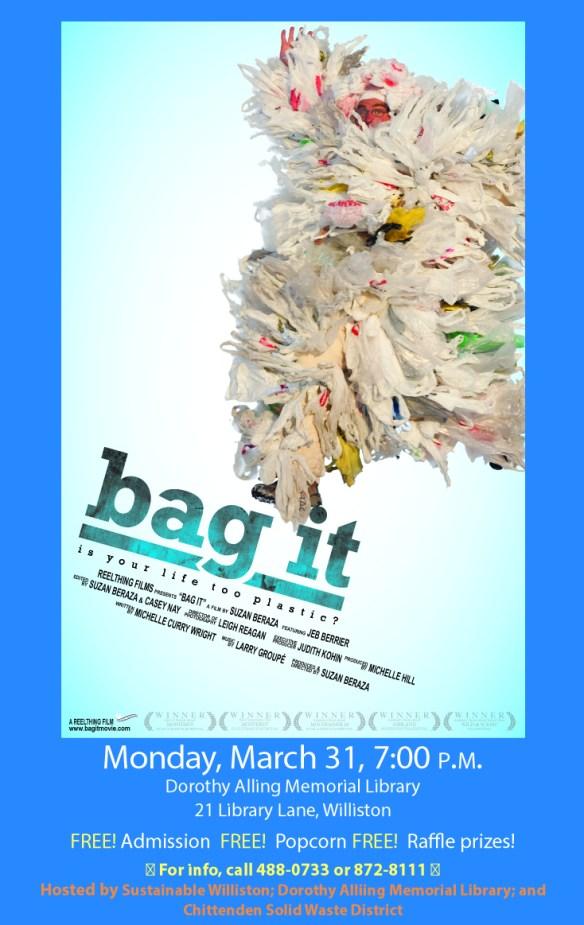 Bag It! poster