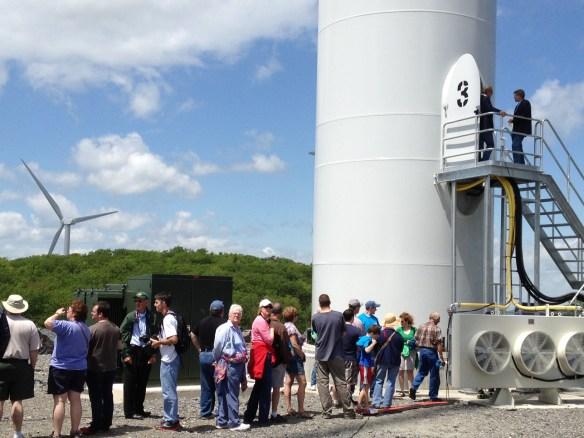 Georgia Mountain Wind Farm