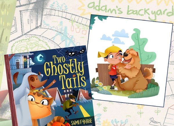 Two Ghostly Tails and Adam: Hunting for Bear