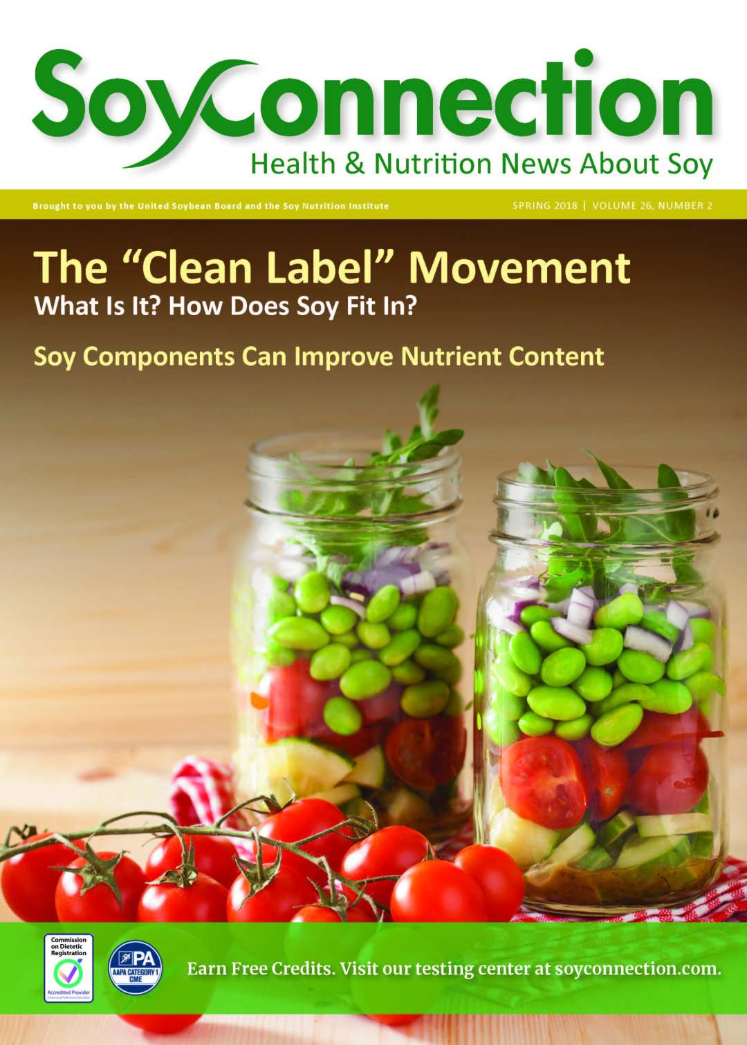 """Soy Connection The """"Clean Label"""" Movement"""