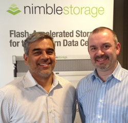 Nimble-CEO-Suresh-Vasudevan-Transform-Medical-Nick-Furnell-4 Nimble Storage CEO Suresh Vasudevan jets into the UK on Whistle Stop Tour