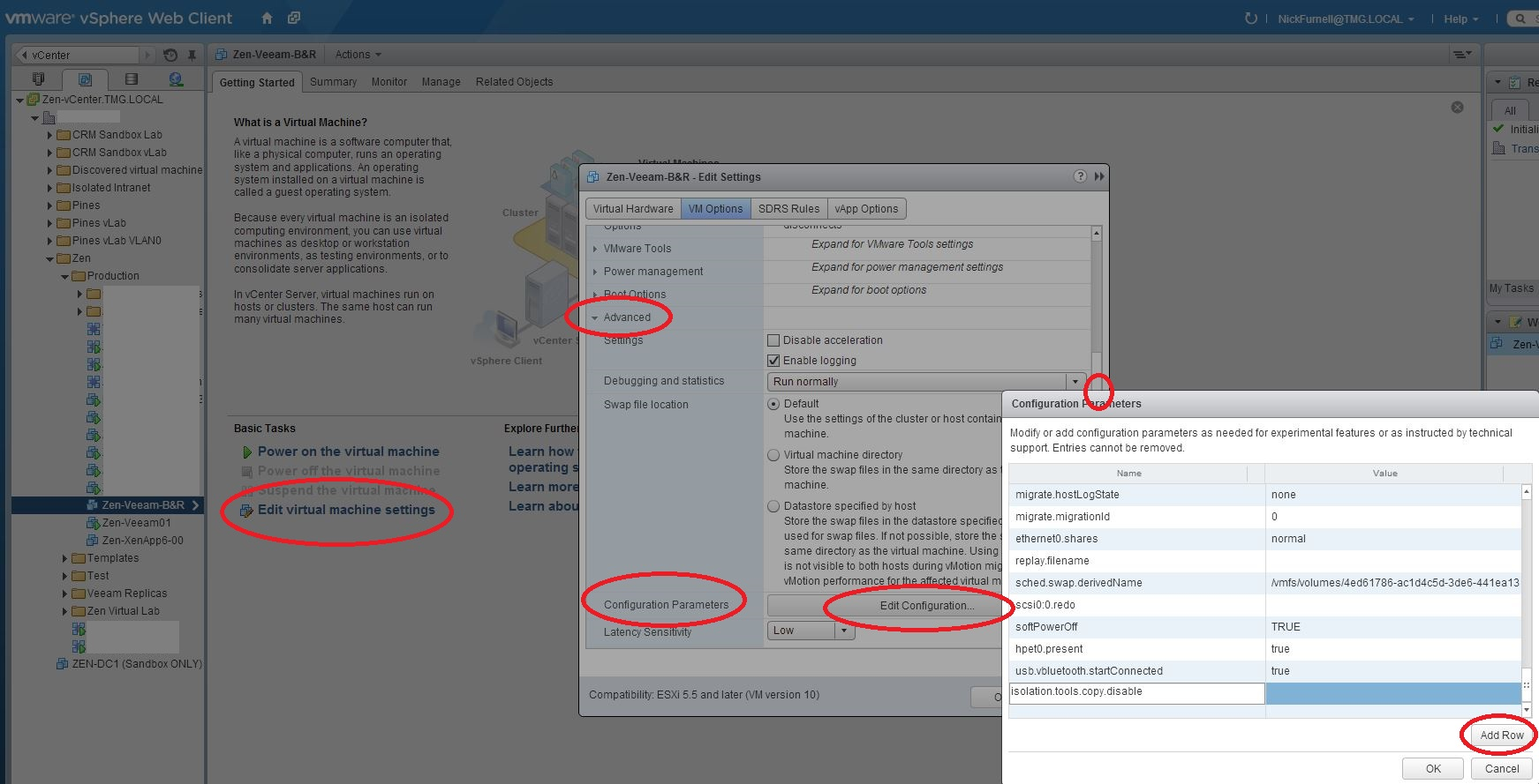 Copy-Paste-with-Web-Client Enable Copy and Paste on VM Guests using Web Client
