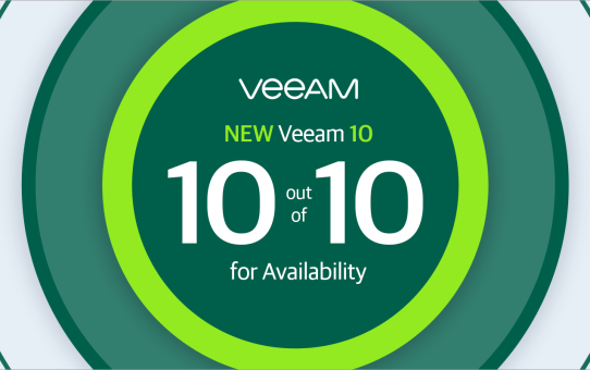 veeam_10for10_1600x800 VeeamOn 2017 New Orleans - Part 2