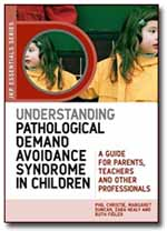 Understanding Pathological Demand Avoidance Syndrome