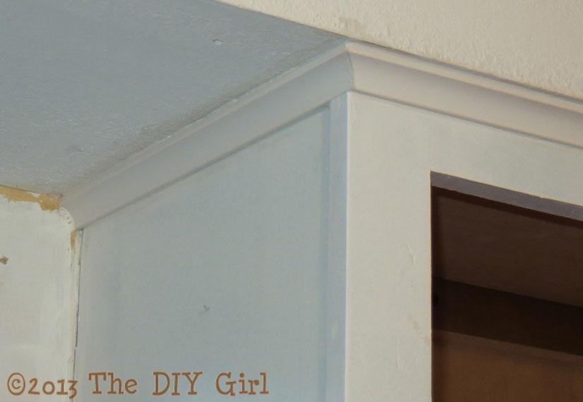 kitchen cabinet trim. Shaker Kitchen Cabinet Update  adding trim The DIY Girl