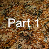 $70 Countertop Fix – Giani Granite Paint Part 1 - The DIY Girl