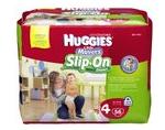 slip ons Huggies Slip on diapers just $3.49 at Walgreens!!