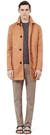 Reiss-Ranch-Trench-Coat-Apricot-front