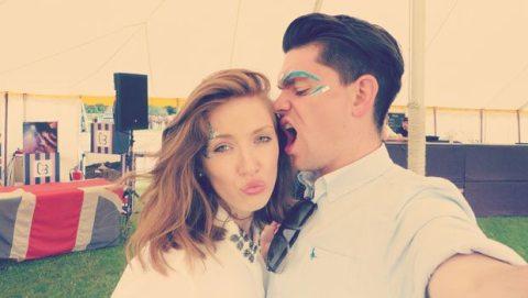 Jack-Wills-Varsity-Polo-2014_Robin-James_Face-Paint_Miss-Lippy-Beauty