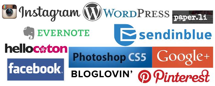 Les applications pour bloguer